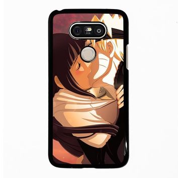 NARUTO HINATA KISSING LG G5 Case Cover