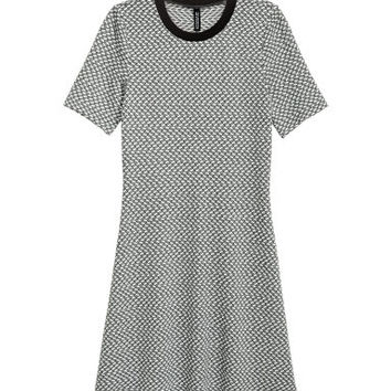 H&M Texture-patterned Dress $9.99