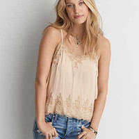 AEO Lace Cami , Light Blush