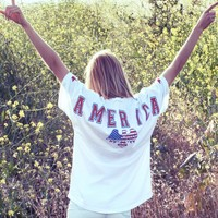 America - Easy Rider Short Sleeve Spirit Jersey®
