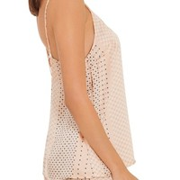 Midnight Bakery Geo Dot Camisole | Nordstrom
