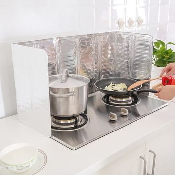 Easy Clean Stove Foil Screen