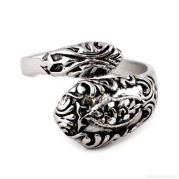 Floral Spoon Ring on Sale for $12.99 at The Hippie Shop