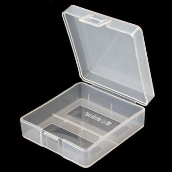 NEW 10pcs Soshine Portable Hard Plastic Case Holder Storage Box for 2 x 9V Batteries