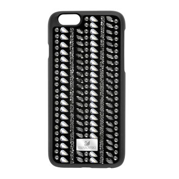 Swarovski Black Smartphone Case SLAKE PULSE ROCK Limited IPHONE 7#5268113