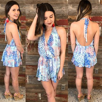 Ready for a Trip to the Coast Romper