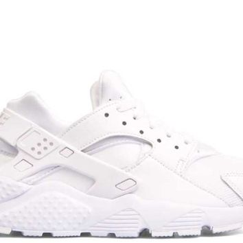 "Nike Air Huarache Run "" Triple White"""