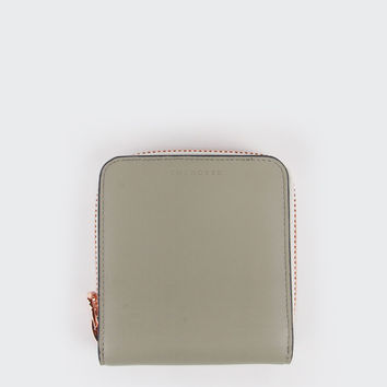 Mini Block Wallet - blush/pistachio