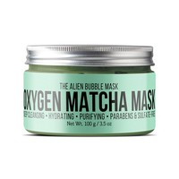 Oxygen Matcha Mask - The Alien Bubble Mask