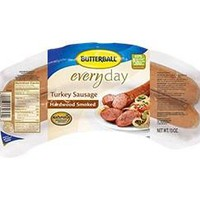 BUTTERBALL TURKEY SMOKED SAUSAGE 14 OZ