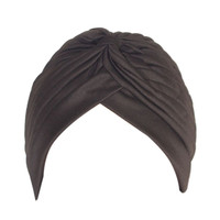 Coffee Turban Hat