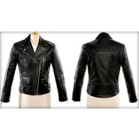 Straight To Hell LeatherJacket - Jackets - Men's Online Store
