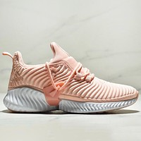 Adidas AlphaBounce Instinct CC W Fashion New Sports Leisure Women Running Shoes Pink