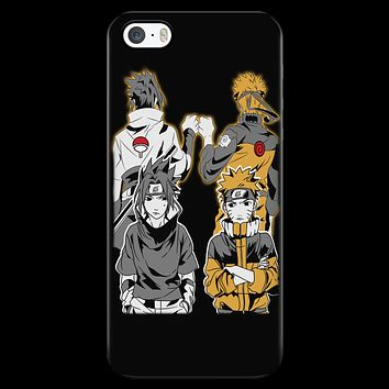 Naruto - Naruto and Sasuke Best Friend - Iphone Phone Case - TL01141PC