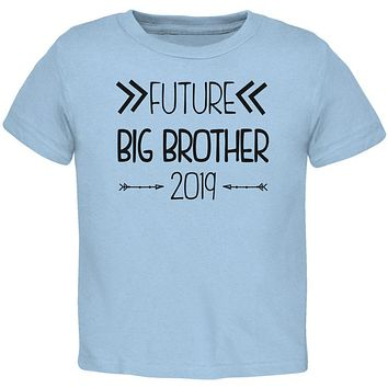 Future Big Brother Arrows 2019 Toddler T Shirt
