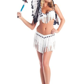 Two Piece Chief Indian Princess