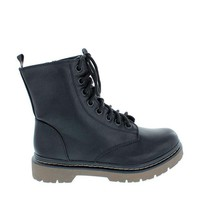 LMFIW1 Lace Up Combat Boot