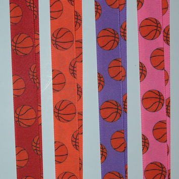 Basketball Lanyards in Your Choice of Colors