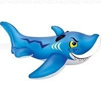 Intex Recreation 56567EP Friendly Shark Ride On Pool toy (Discontinued by Manufacturer)