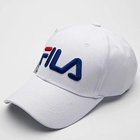 Perfect  Fila  Fashion Casual Hat Cap