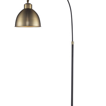 Bayberry blue one door one drawer cabinet from michael anthony for Mitchell gold arc floor lamp