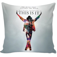 Michael Jackson Pillow