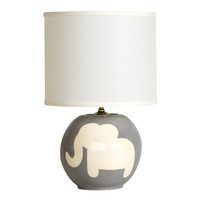 Elephant Silhouette Lamp | giggle