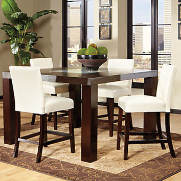 Marsdale Ivory 5 Pc Dining Room