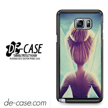 Tinkerbell Quote Peter Pan Character For Samsung Galaxy Note 5 Case Phone Case Gift Present