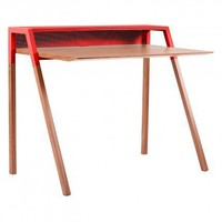 Modern Desk - Cant Desk by Blu Dot