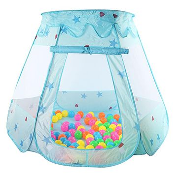 Choice of Indoor Play Tents. Ball Pit