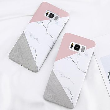 Thin Shockproof Hybrid Phone Cases for Galaxy S8 S8+ S7