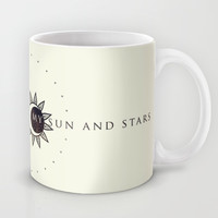 My sun and stars Mug by Rose's Creation