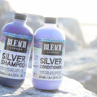 Bleach London Silver Shampoo or Conditioner