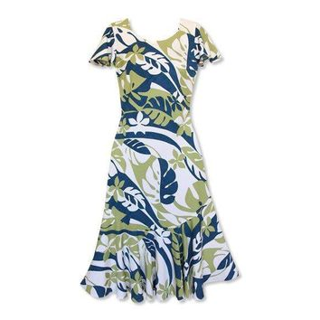 ocean hawaiian malia dress