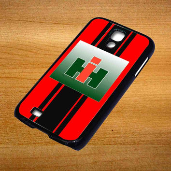 Case International Havester IH Tractor For Samsung Galaxy S4 Case *76*