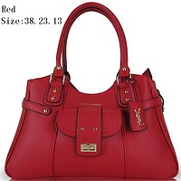 YSL women trendy trendy handbag F-MYJSY-BB Red