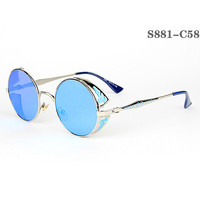 Retro Style Men Sunglasses #QB-S881-C58