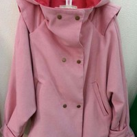 New Autumn & Winter Mantle Woolen Overcoat,Cheap in Wendybox.com