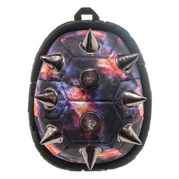 Biodomes Galaxy Spike Shell Backpack (Black)