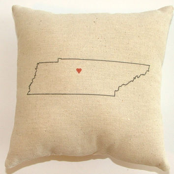 SALE - State Pillow