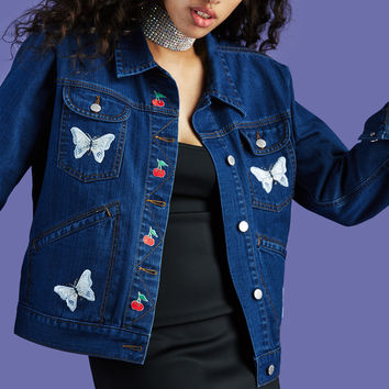 Kiko Denim Jacket