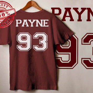 Liam Payne shirt Payne 93 Tshirt Unisex, One Direction shirt for male and female S-XXL