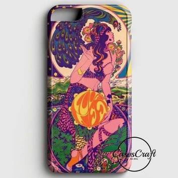 60s Psychedelic iPhone 6 Plus/6S Plus Case | casescraft