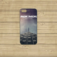 iphone 5S case,iphone 5C case,iphone 5S cases,cute iphone 5S case,cool iphone 5S case,iphone 5C case,5S case--Imagine Dragons,in plastic.