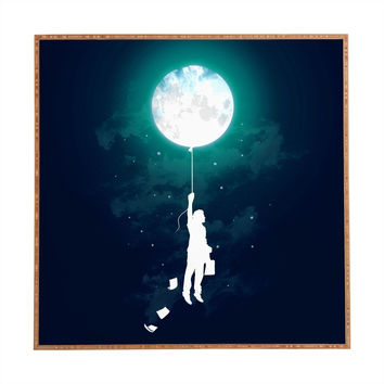 Budi Kwan Take Me Away Framed Wall Art