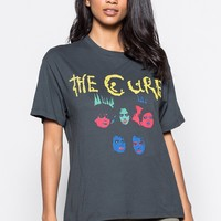 The Cure In Between Days Boyfriend Tee