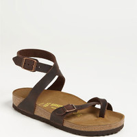Birkenstock 'Yara' Oiled Leather Sandal