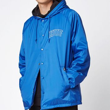 HUF Arch Block Hooded Jacket at PacSun.com