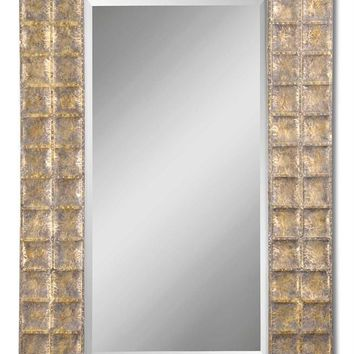 Gavino Antique Gold Mirror - Uttermost